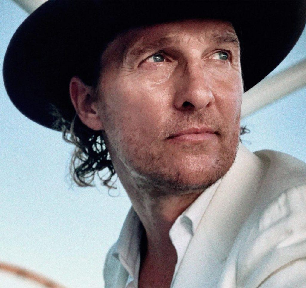Matthew McConaughey Answers Your Questions About His Memoir Greenlights on talkshoplive