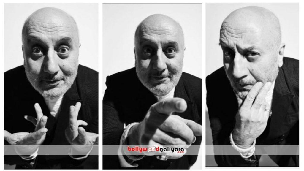 Different Shades Of Monday Motivation From Anupam Kher
