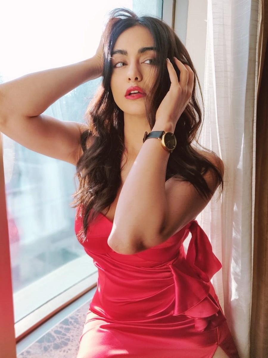 Adah Sharma's TED Talk Is Out