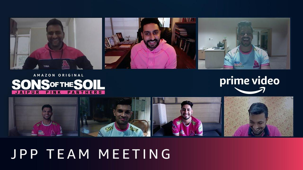 An Exclusive Access To A JPP Team Meeting   Sons Of The Soil   Amazon Original   Dec 4