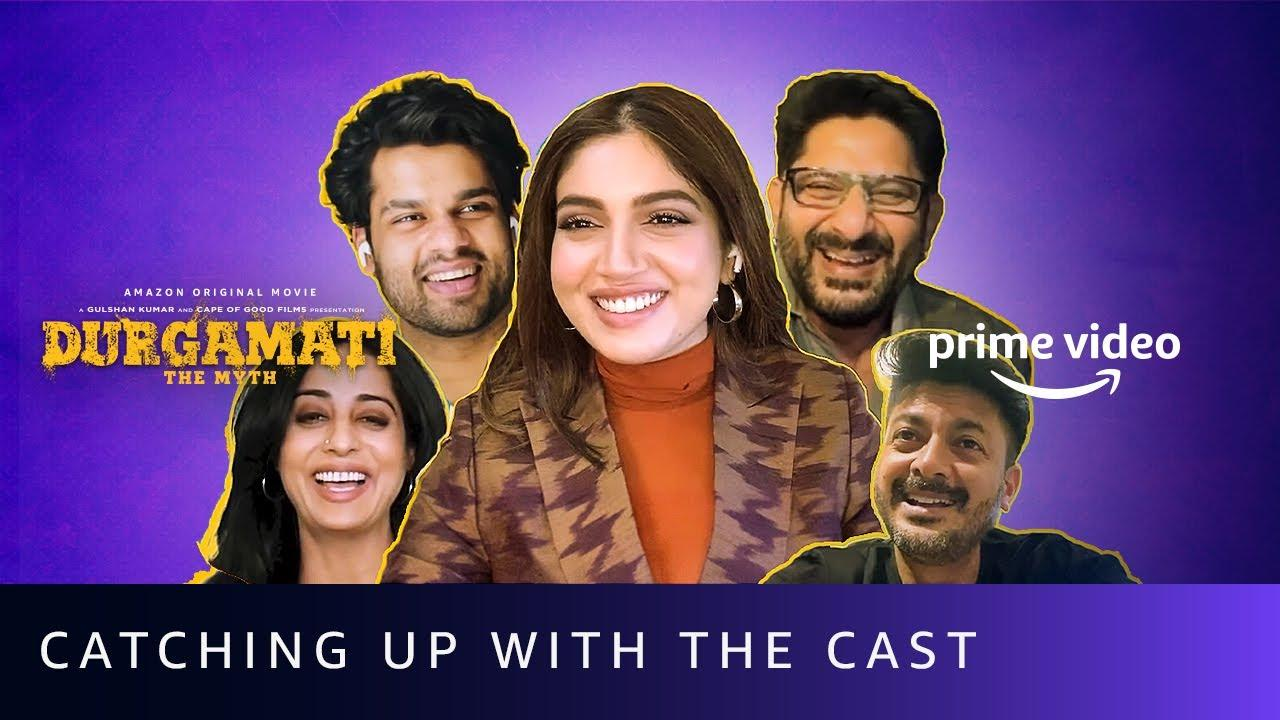 Catching Up With The Cast Of Durgamati | Amazon Prime Video