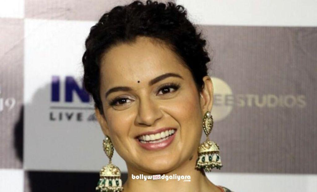 Only 3-4 percent pay taxes so others don't have the right to protest says Kangana on CAA protest