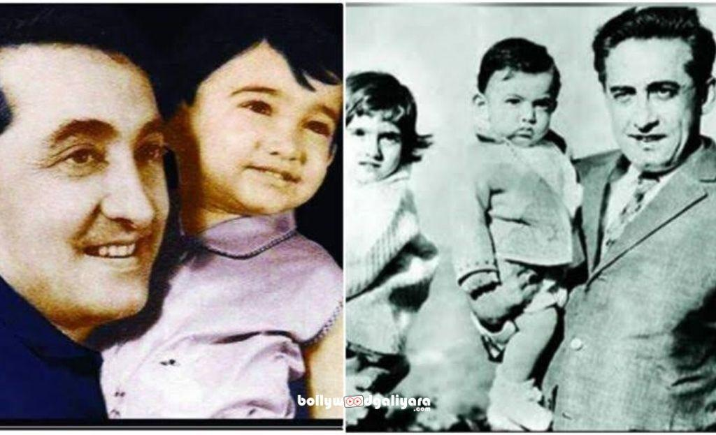 Aamir Khan shares unseen pictures of his family onhis father's 10th death anniversary