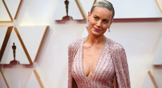 Brie Larson says she felt 'ugly and like an outcast' in past