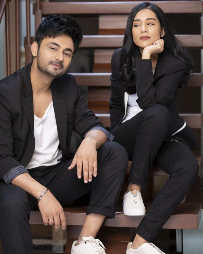 Amrita Rao and RJ Anmol blessed with a baby boy
