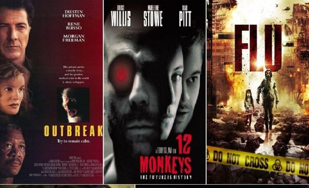 Self-Quarantine – Watch These Movies Showcasing Pandemic Situations