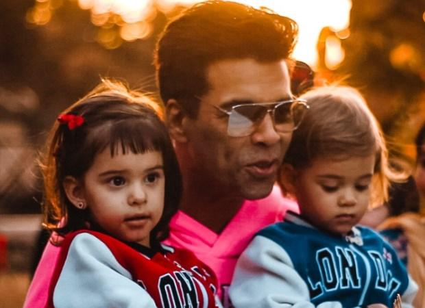 Karan Johar's kids Yash and Roohi finds his book 'The Big Thoughts of Little Luv' funny