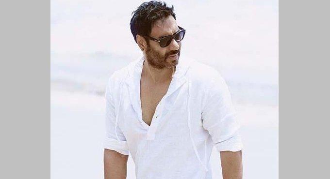 I think the whole script is very inspirational: Ajay Devgn