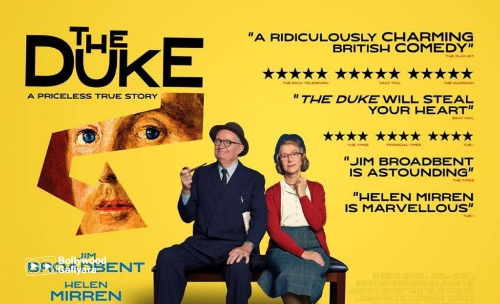 Jim Broadbent And Helen Mirren In The Duke, Trailer Out