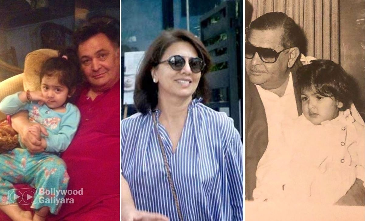 Neetu Kapoor Shares Candid Family Pictures, Calls It Circle Of Life
