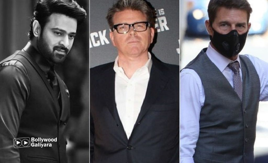 Christopher McQuarrie Denies Rumours About Prabhas Working With Tom Cruise In MI7