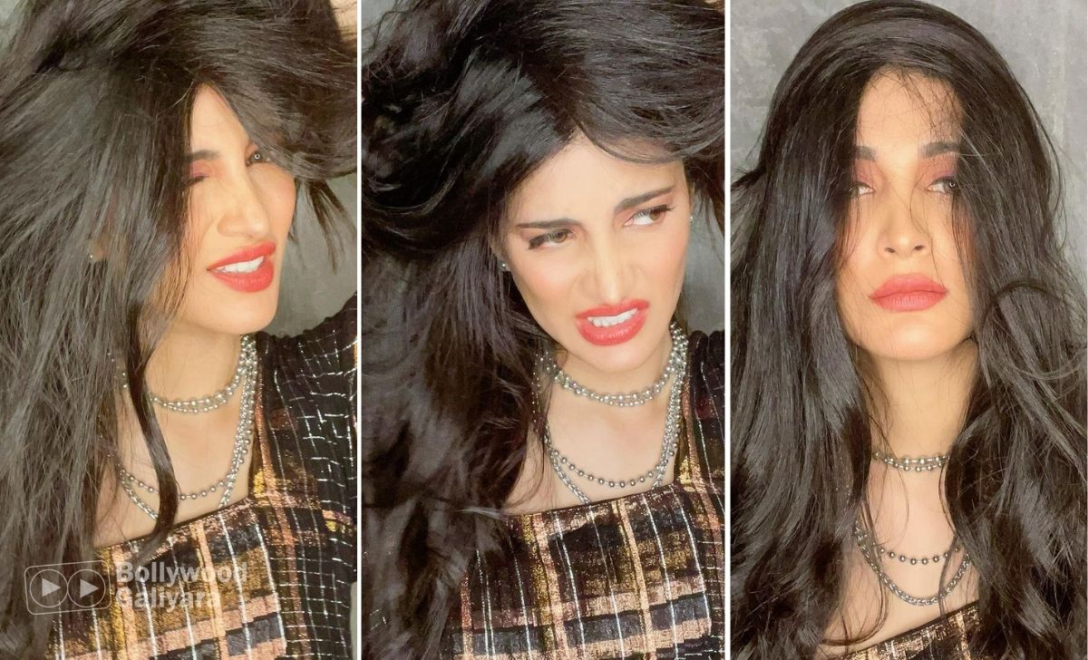 Shruti Haasan is getting whole 'glam' thing right