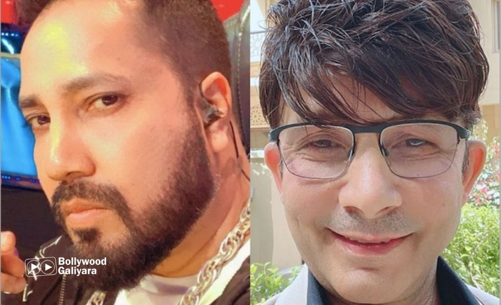 Mika Singh is making a song on KRK titled 'KRK Kutta' as a befitting reply to him