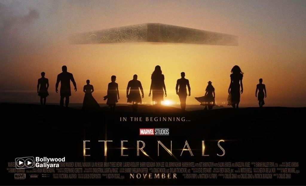 Eternals Teaser Is Out
