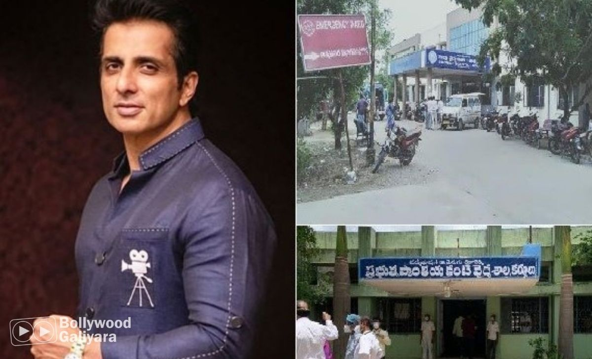 Setting The First Oxygen Plant In Andhra Pradesh Confirms Sonu Sood