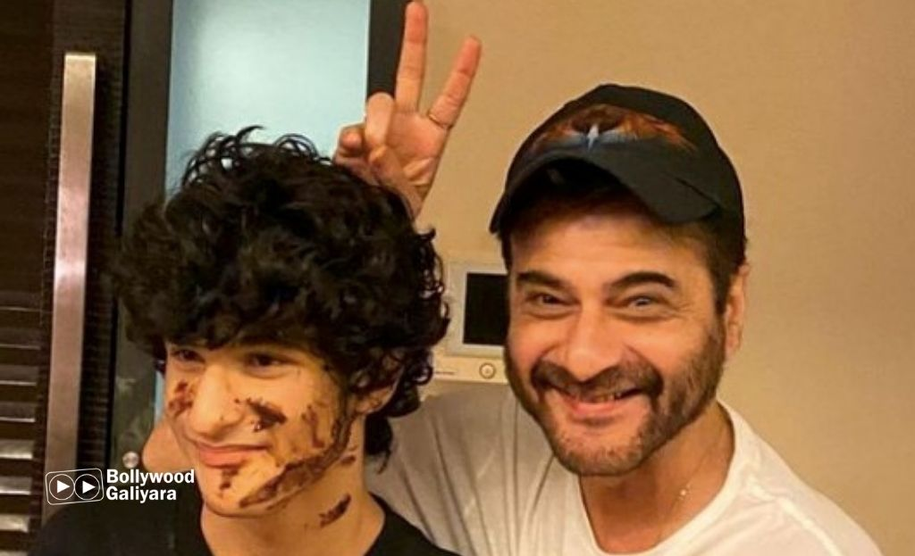 Sanjay Kapoor and family wishes son Jahaan 'Happy 16th Birthday'