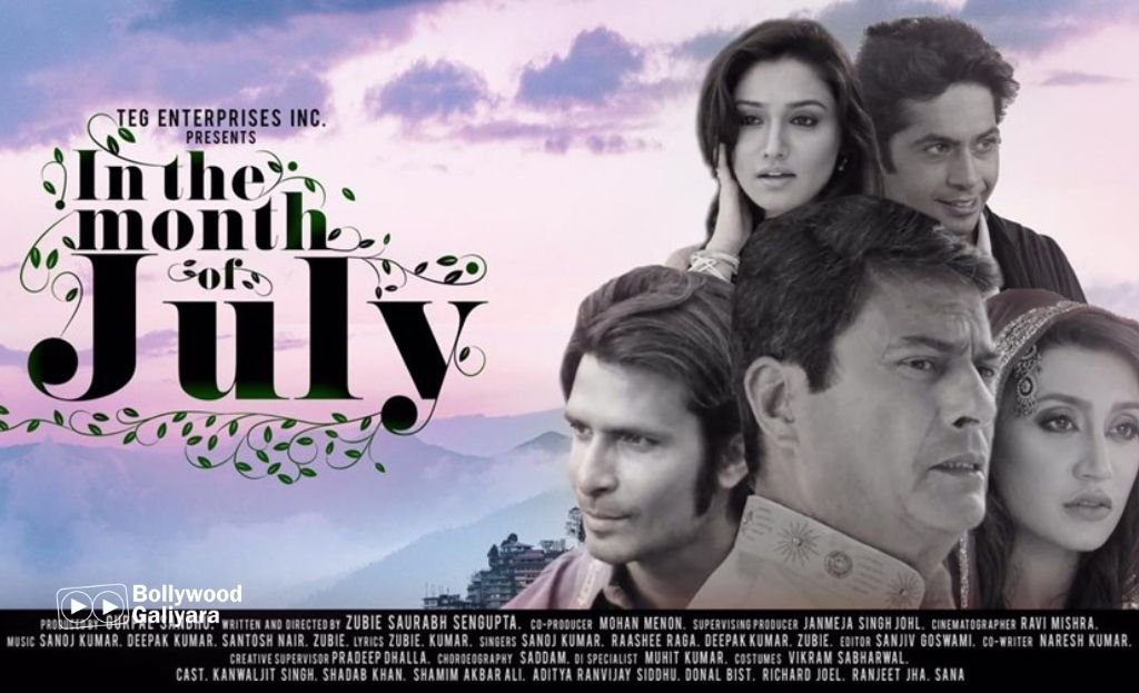 Writer-Director Zubie Saurabh Sengupta helms In The Month of July, streaming on JioCinema and other known OTTs